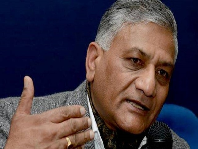 India will choose time, place to avenge Pulwama terror attack, says former Army Chief General VK Singh