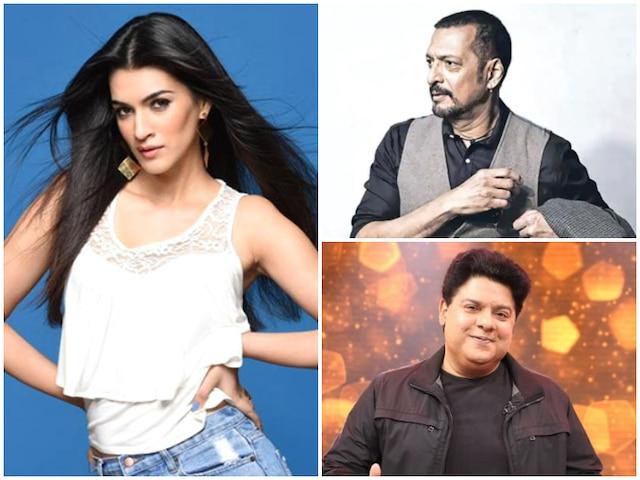 Kriti Sanon on #MeToo allegations against 'Housefull 4' director Sajid Khan & co-star Nana Patekar: Didn't want it to affect the film
