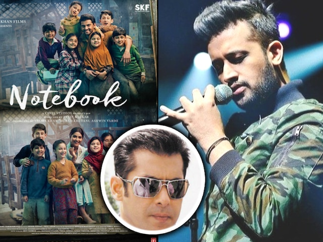 Atif Aslam's song from 'Notebook' to be re-recorded by another singer, Film will not release in Pakistan!