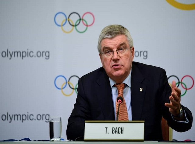 IOC 'suspends discussions' with India for hosting global events after Pakistani shooters denied visa for ISSF World Cup