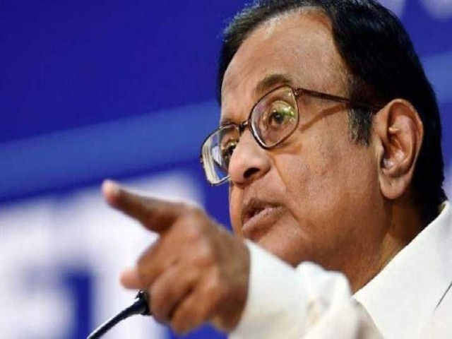 Congress leader P Chidambaram terms PM Kisan scheme as 'bribe for votes'