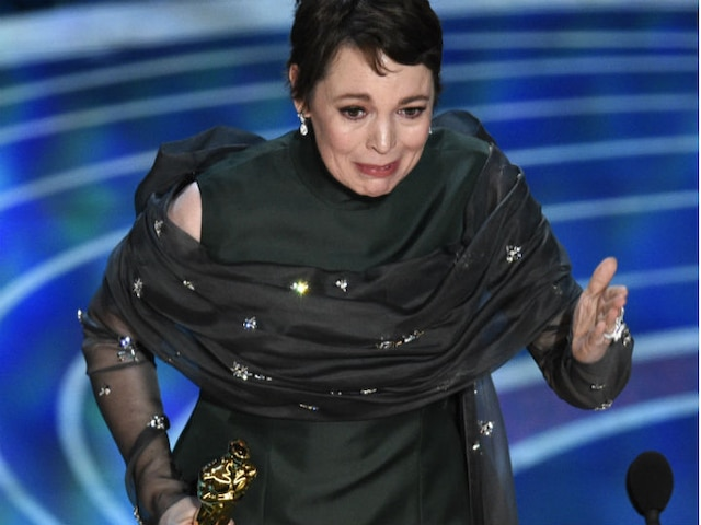 Oscars 2019: The 'Favourite' star Olivia Colman wins Best Actress in a Leading Role category at the 91st Academy Awards!