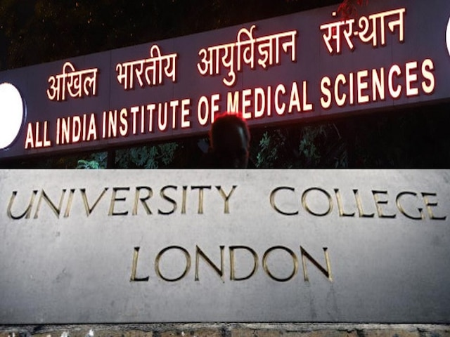 AIIMS and University College London ink pact for research collaborations