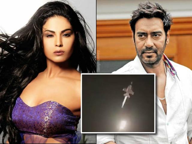 Pulwama Revenge: Veena Malik takes a dig at 'Total Dhamaal' actor Ajay Devgn over his tweet