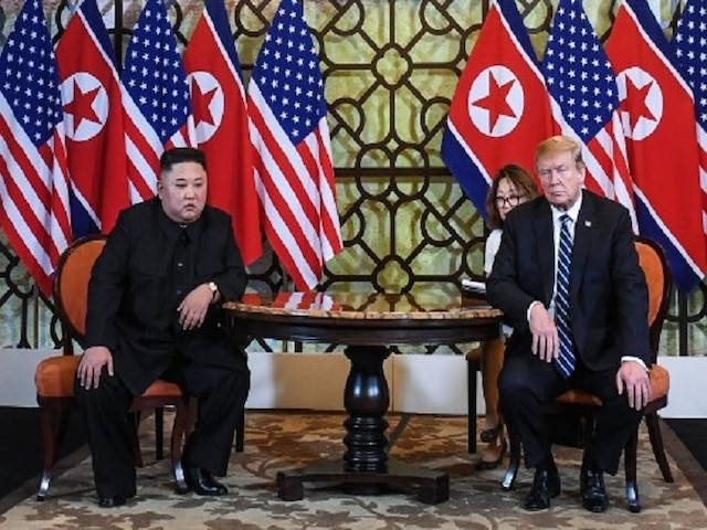 Trump-Kim Summit ends abruptly over sanctions, no deal reached