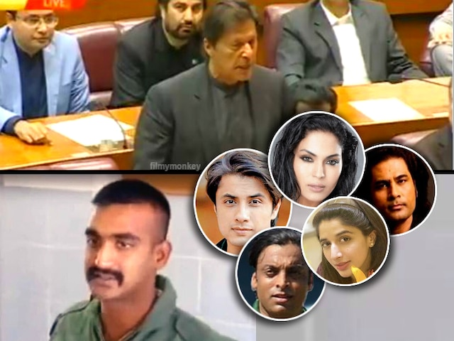 Wing Commander Abhinandan's Release: Veena Malik takes a dig at PM Modi calling him