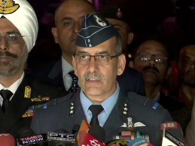 Very happy Abhindandan Varthaman will return tomorrow, says IAF