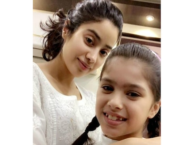 Gunjan Saxena Biopic After Playing Sridevi S Daughter In Mom Riva Arora To Play Young Janhvi Kapoor