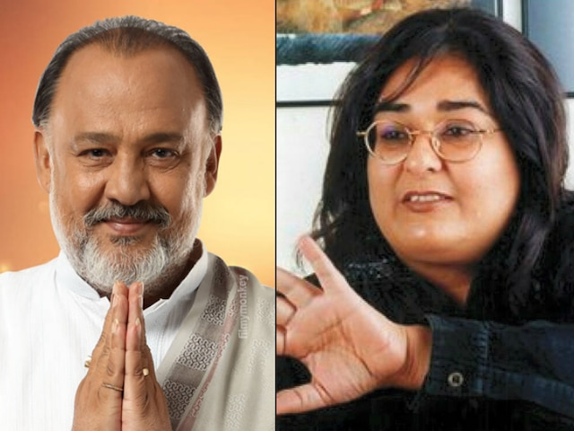 Vinta Nanda speechless after Alok Nath plays judge in the film around #MeToo titled 'Main Bhi'