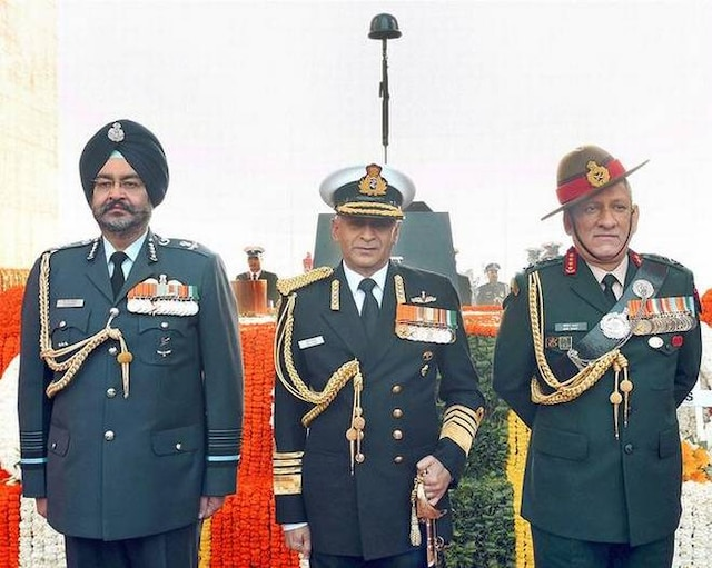 IAF's Air Chief Marshal, Naval Admiral to get Z-plus security cover amid heightened Ind-Pak tension