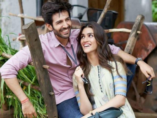 'Luka Chuppi' Box Office Collection Day 2: Kartik Aaryan-Kriti Sanon's film hits double digits on Saturday; earns Rs 10.08 crores!