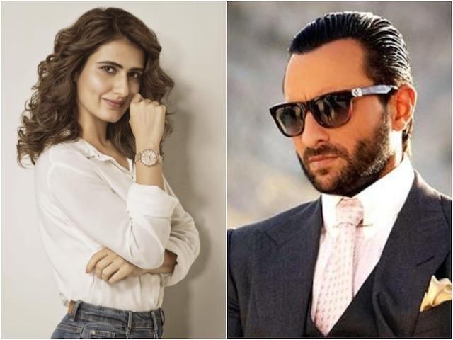 Bhoot Police: Fatima Sana Shaikh & Saif Ali Khan to TEAM up for the horror comedy