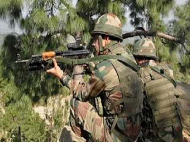 Security forces gun down two terrorist in Pulwama's Tral region, combing operation underway