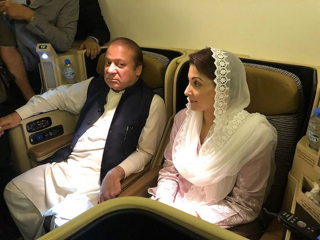 Ex- Pakistan PM Nawaz Sharif's medical condition life-threatening, says daughter