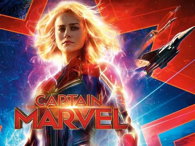 'Captain Marvel' review: Brie Larson excels, film lacks chutzpah (Rating: ***)