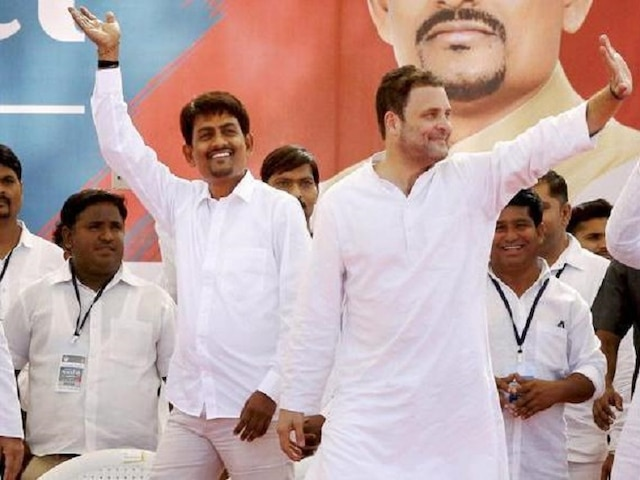 Gujarat MLA Alpesh Thakor debunks rumours of joining BJP; says will continue to support Congress