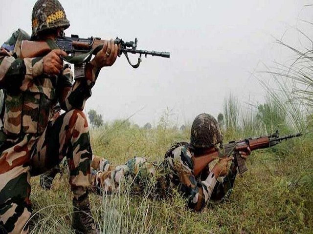Pakistan violates ceasefire along LoC in J-K's Sunderbani sector by shelling with mortars
