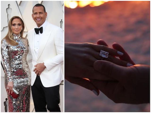 Alex Rodriguez, Jennifer Lopez engaged!