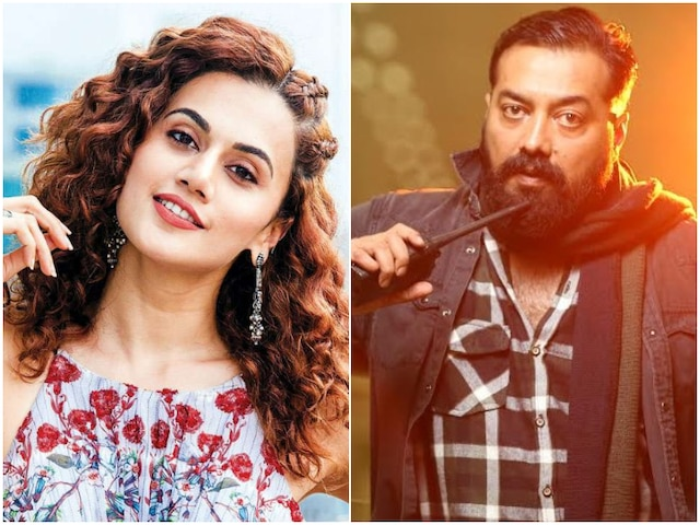 After Manmarziyaan, Taapsee Pannu & Anurag Kashyap unite for supernatural thriller