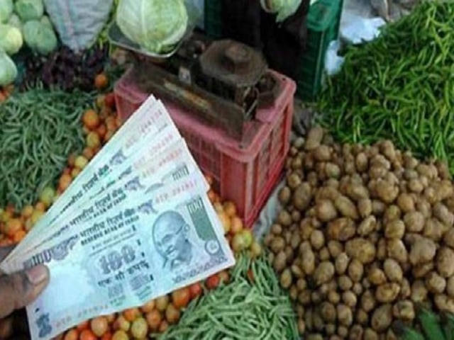 Retail inflation rises to 4-month high of 2.57 pc in February