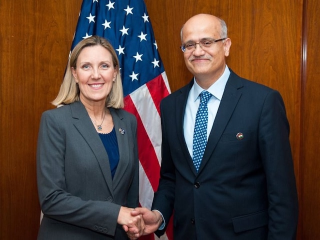India, US agree to build six nuclear power plants