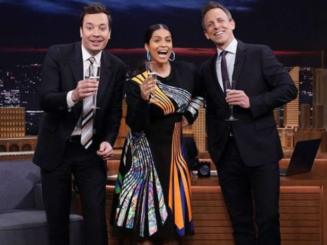 'Superwoman' Lilly Singh, becomes first Indian-origin woman to host US late night show