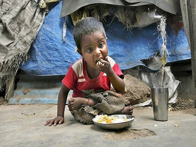 Malnutrition in India declines to 34.7 pc in 2017-18 from 38.4 pc in 2015-16