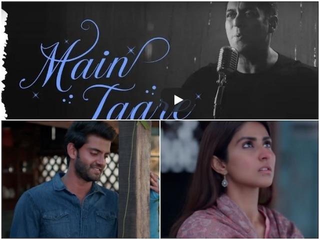 Notebook song 'Main Taare' out: Salman Khan sings romantic number for Zaheer Iqbal & Pranutan's film (VIDEO)