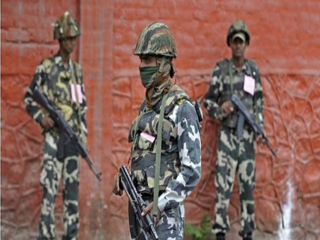 CRPF constable shoots dead 3 jawans after Altercation in J&K Camp, then shoots self