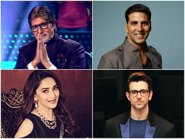 Happy Holi 2019: Amitabh Bachchan, Akshay Kumar, Hrithik Roshan & other Bollywood celebs extend colourful wishes
