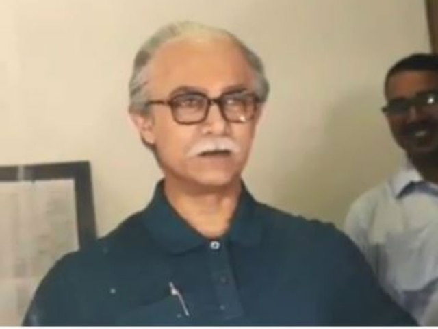 Aamir Khan transforms into a balding old man in this VIRAL video