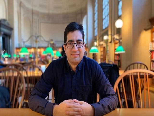 Lok Sabha Election 2019: Ex-IAS officer Shah Faesal's party not to contest LS elections, here is why