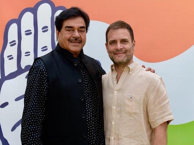 Lok Sabha elections: Shatrughan Sinha meets Rahul Gandhi, to join Congress on April 6