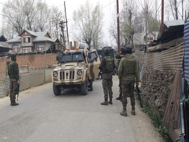 Jammu and Kashmir: Two JeM terrorists killed by security forces in Budgam district; operation underway