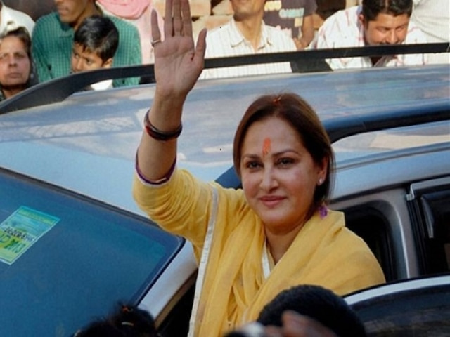 SP leader booked for sexist remarks against Jaya Prada