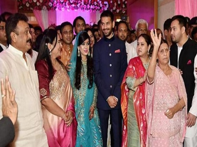 Lok Sabha elections: Tej Pratap likely to contest against father-in-law