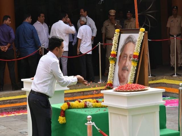Lok Sabha Election 2019: People will vote for BJP as homage to Manohar Parrikar, says Goa CM Pramod Sawant