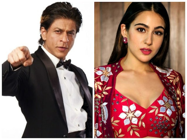 Sara Ali Khan trolled by Shah Rukh Khan's fans for calling him 'uncle' during 'Filmfare Awards 2019'!
