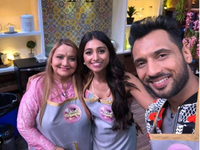 Yeh Rishta Kya Kehlata Hai actress Mohena Kumari Singh to be seen in Kitchen Champion