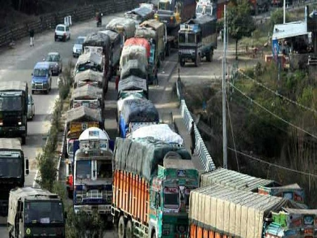 Special group formed to suggest security upgrade of Jammu-Srinagar highway
