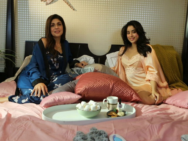 Feet Up with the Stars 2: Janhvi Kapoor reveals she & sister Khushi Kapoor fight about this one thing!