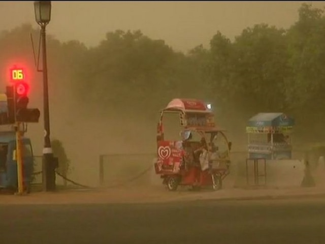 Thunderstorm, dust storm expected to hit Delhi on Friday