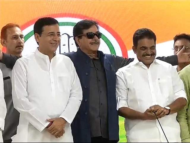Lok Sabha election 2019 Rebel BJP leader Shatrughan Sinha to join Congress today