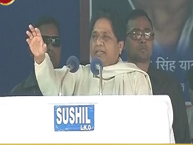 SP-BSP-RLD alliance to launch joint Lok Sabha campaign in Uttar Pradesh with rally in Deoband today