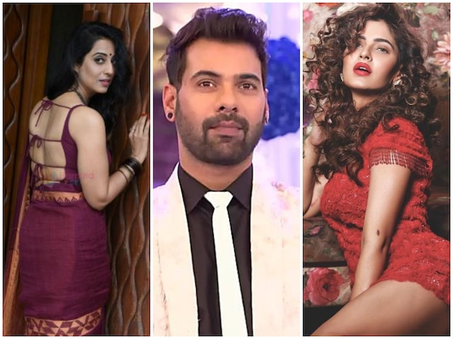 Fixer - 'Ragini MMS Returns' fame Karishma Sharma & Mahie Gill opposite Shabir Ahluwalia in ALTBalaji's upcoming web series!