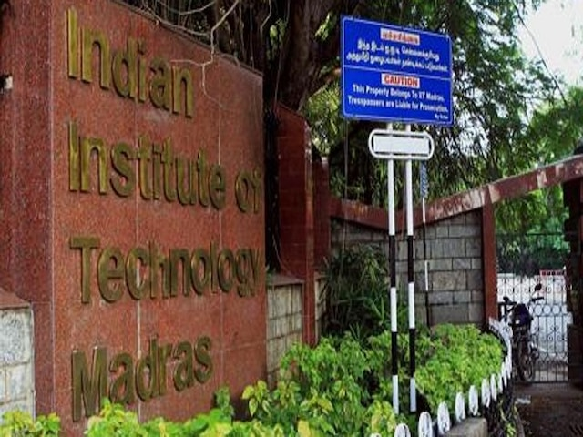 IIT Chennai ranks first, JNU at 7th spot in HRD ministry's national ranking of higher institutes
