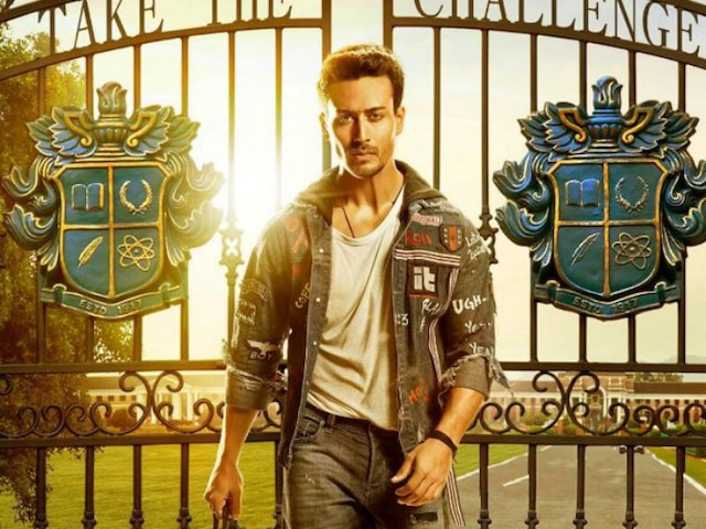 Student of The Year 2 - Teaser posters of Tiger Shroff, Tara Sutaria & Ananya Panday's film unveiled!
