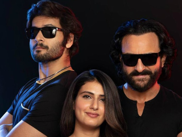 Saif Ali Khan, Fatima Sana Shaikh, Ali Fazal to spook you out in 3D in 'Bhoot Police'