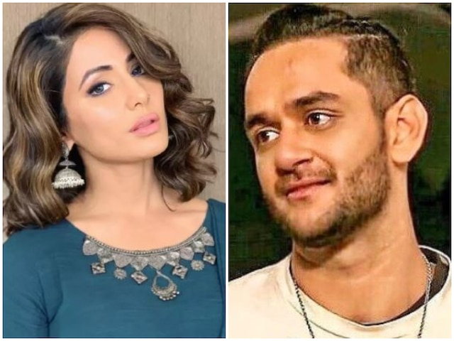 After Luv Tyagi, Hina Khan's friendship with 'Bigg Boss 11' co-contestant Vikas Gupta ends on an ugly note