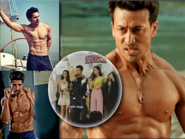 Student Of The Year 2 trailer launch VIDEO, Tiger Shroff would compete with Varun Dhawan & Sidharth Malhotra in which sports